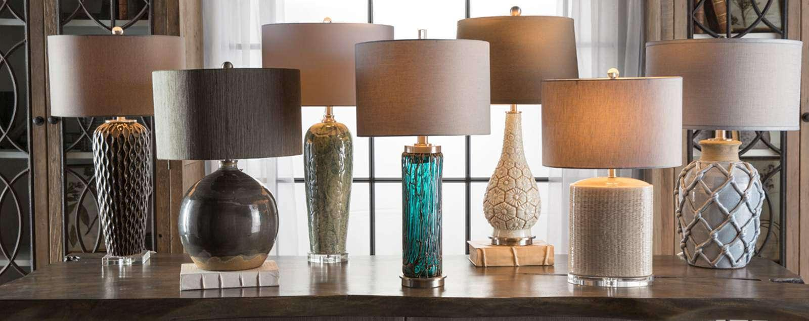 Lamps & Torchieres