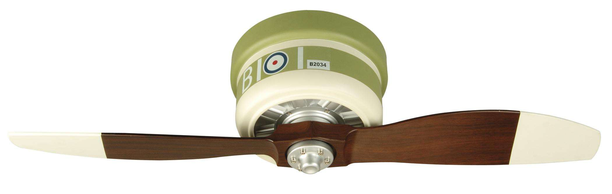 Craftmade WarPlanes Sopwith Camel in Green and Almond