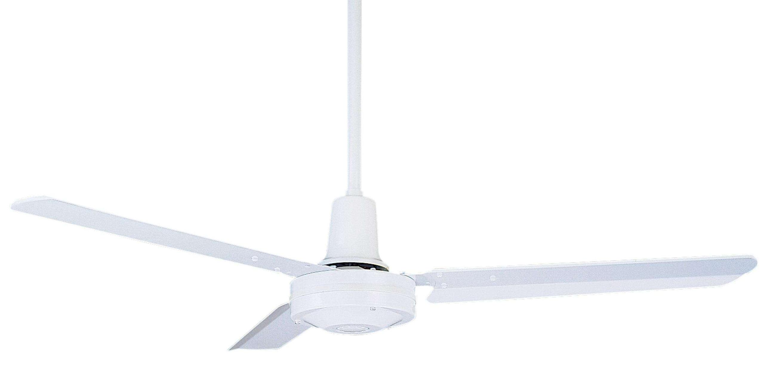 "Emerson 48"" Heat Fan in Gloss White"