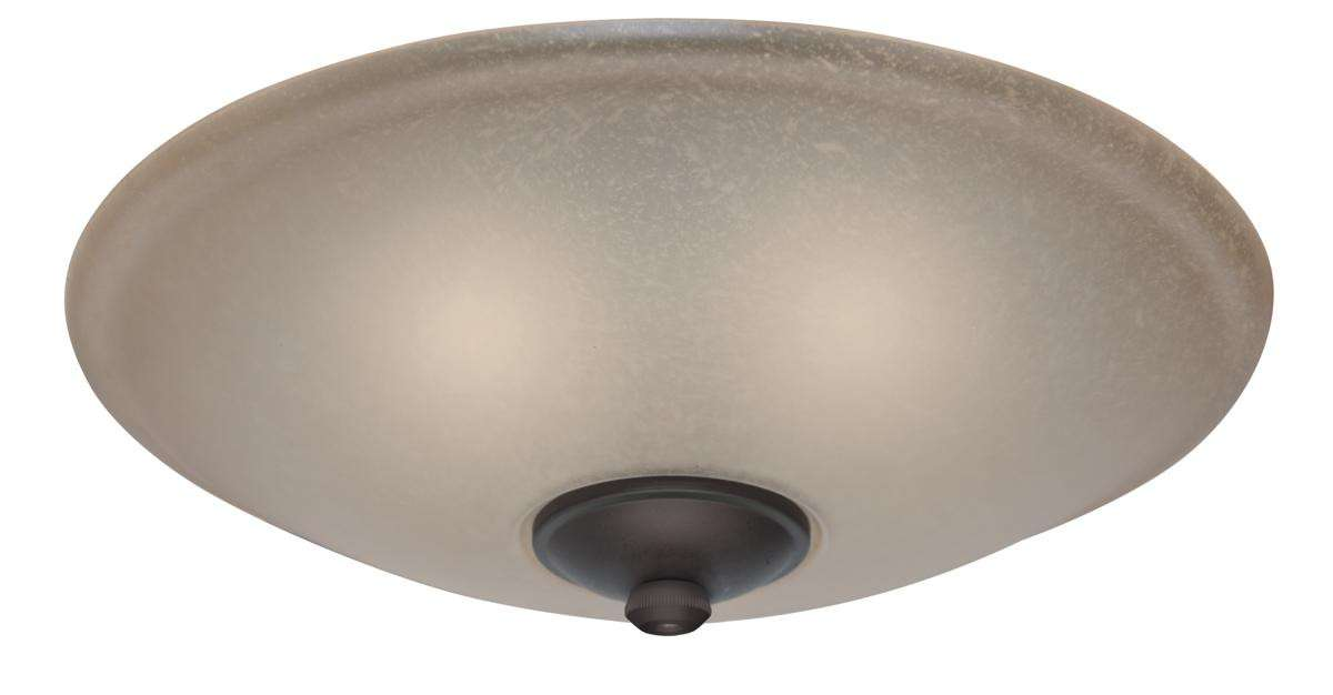 Casablanca 99260 Single Bowl No specific finish Ceiling Fan Light Fixture