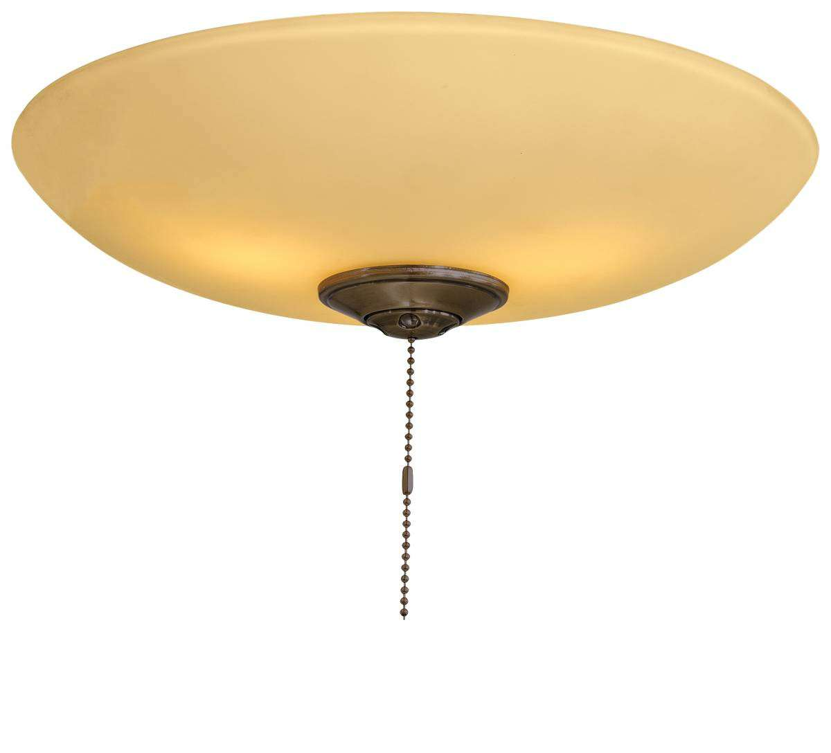 Minka Aire K9525-2 Single Bowl No specific finish Ceiling Fan Light Fixture