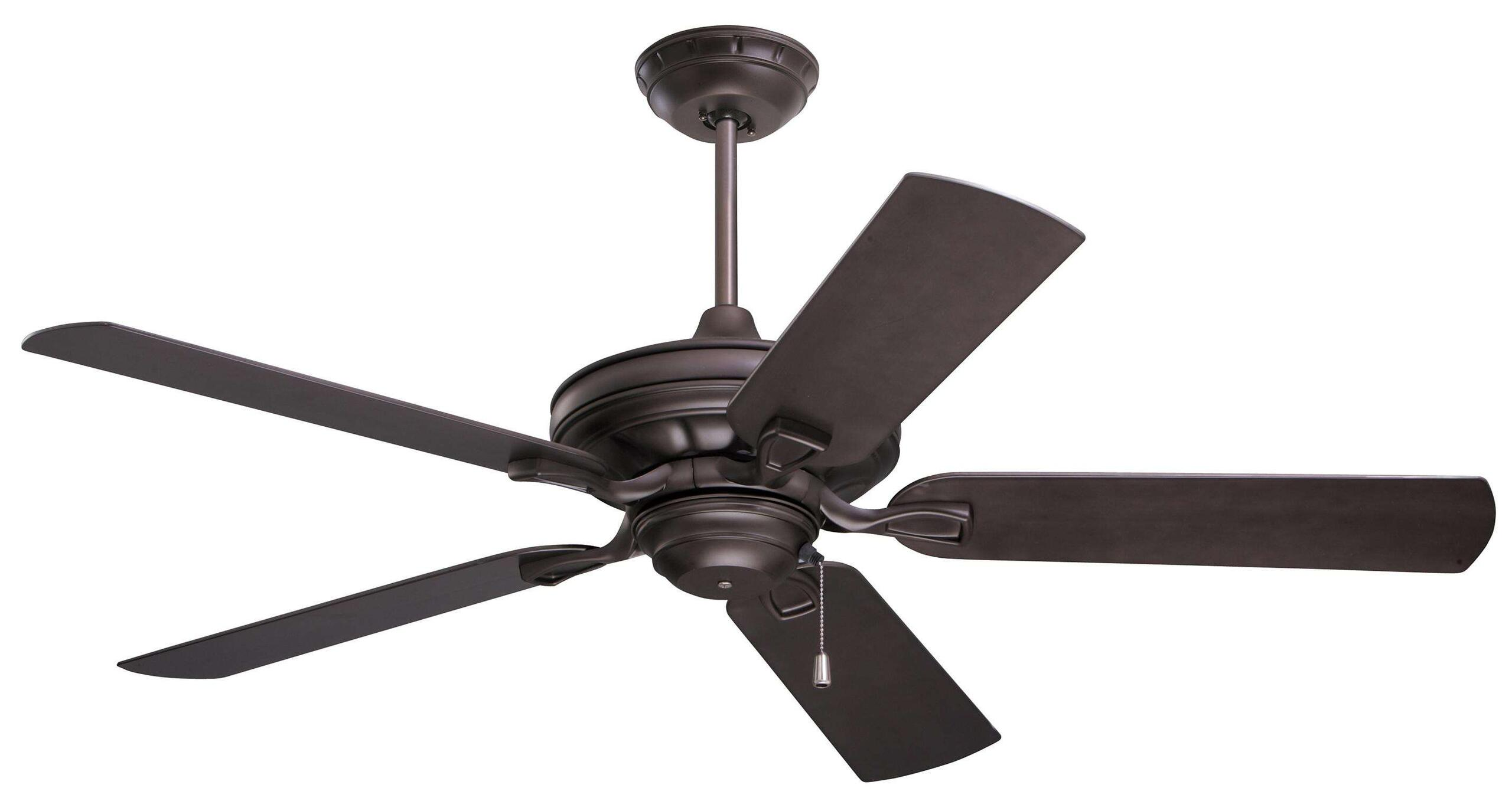 "Emerson 52"" Carrera Veranda in Oil Rubbed Bronze"