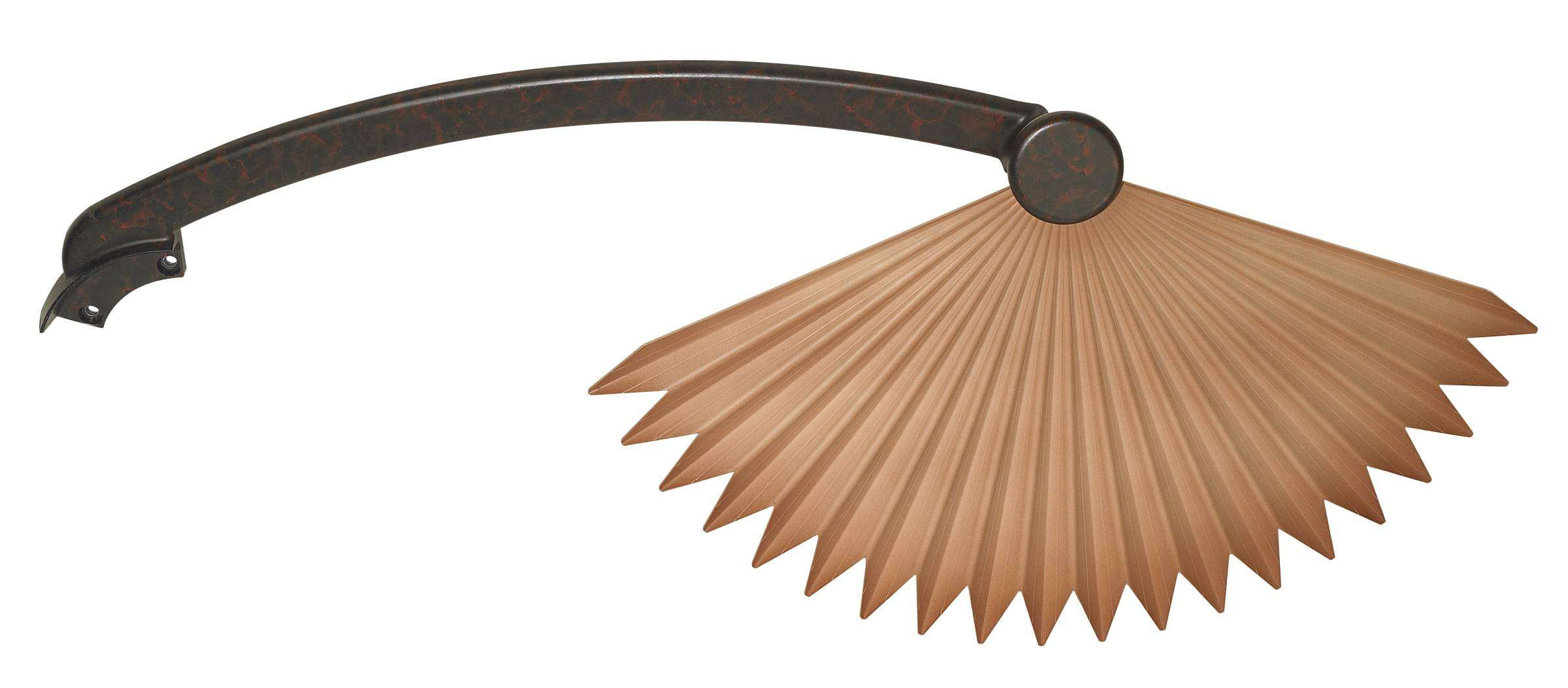 Fanimation BPW5240RS Fan Blades Natural Palm Color