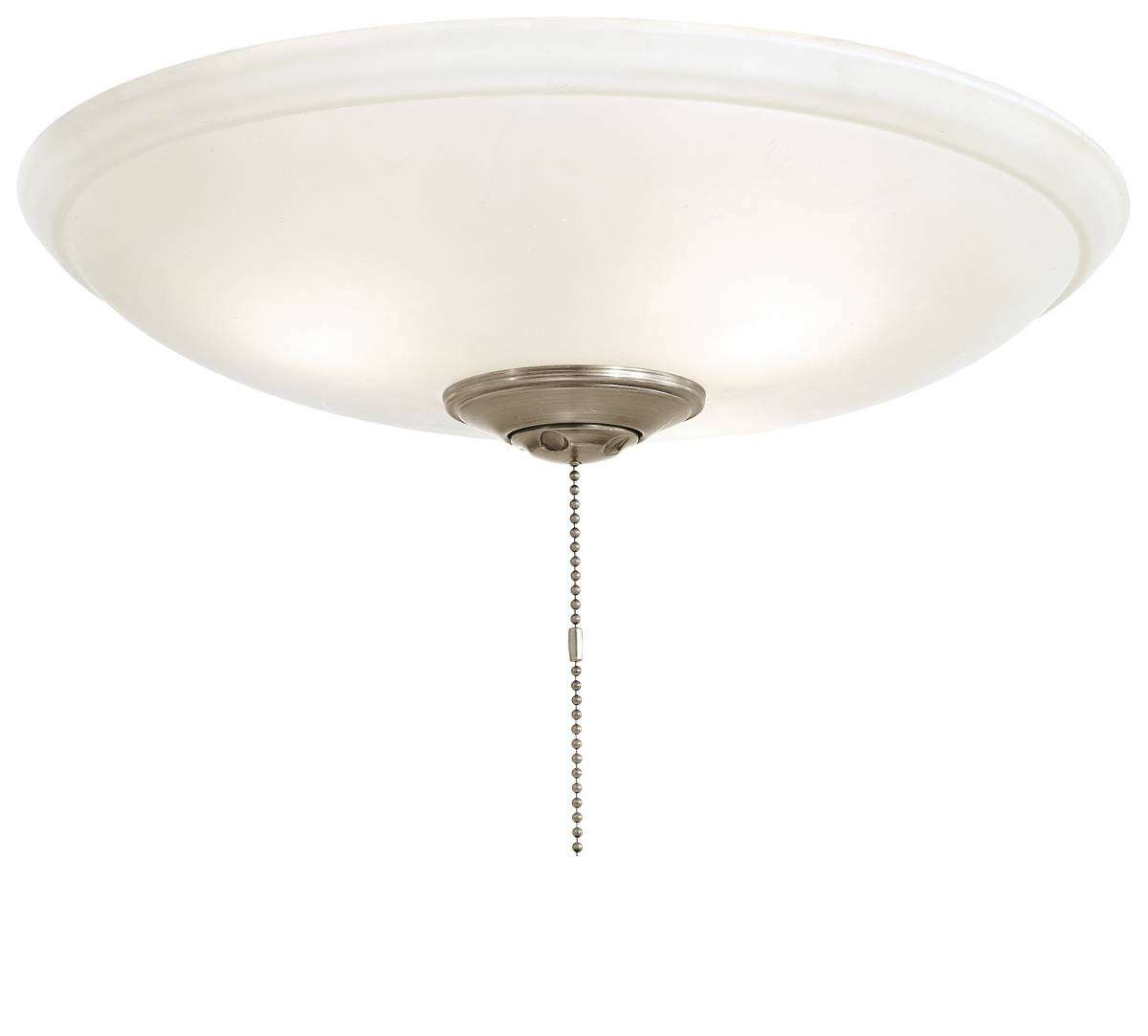 Minka Aire K9515-1 Single Bowl No specific finish Ceiling Fan Light Fixture