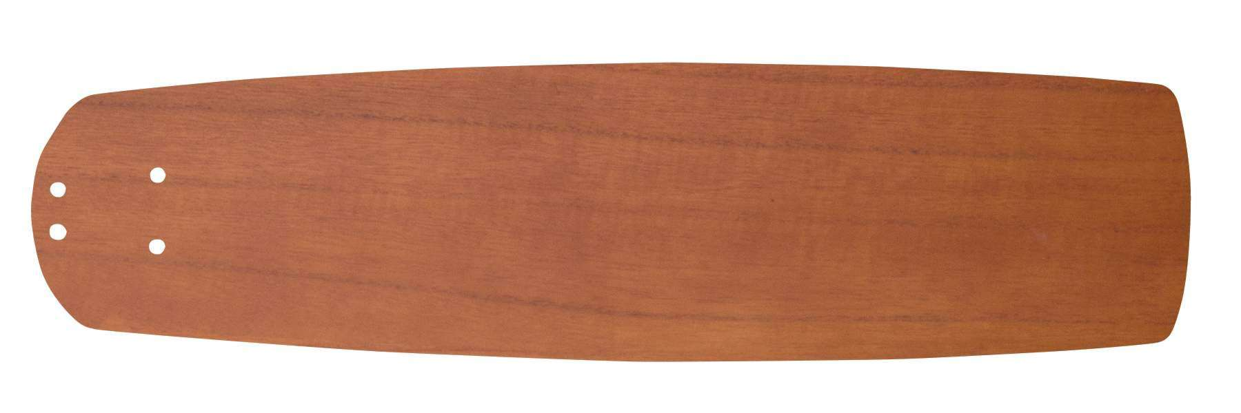 "Blade Select Series 22"" Teak Finish Solid Wood Blades"