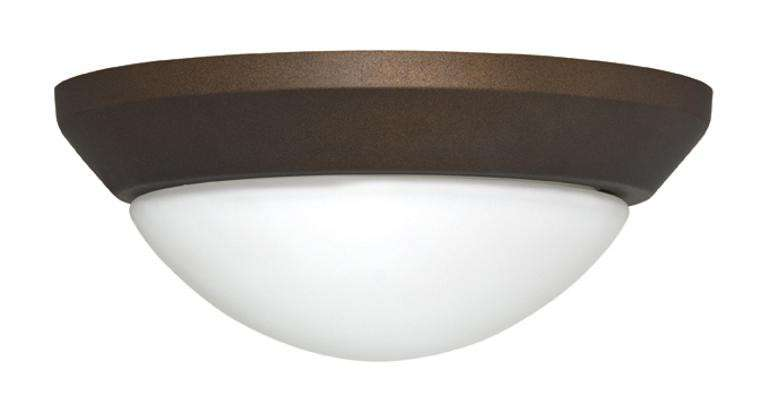 Casablanca CA-99053 Single Globe Maiden Bronze Ceiling Fan Light Fixture