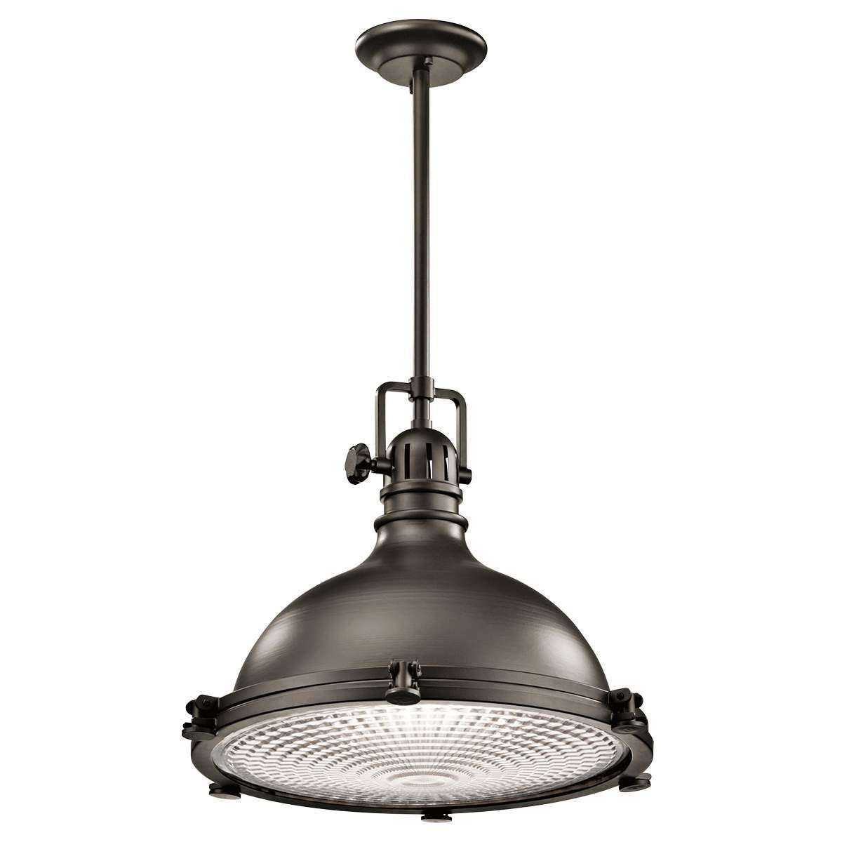 Hatteras Bay - Pendant in Olde Bronze Finish