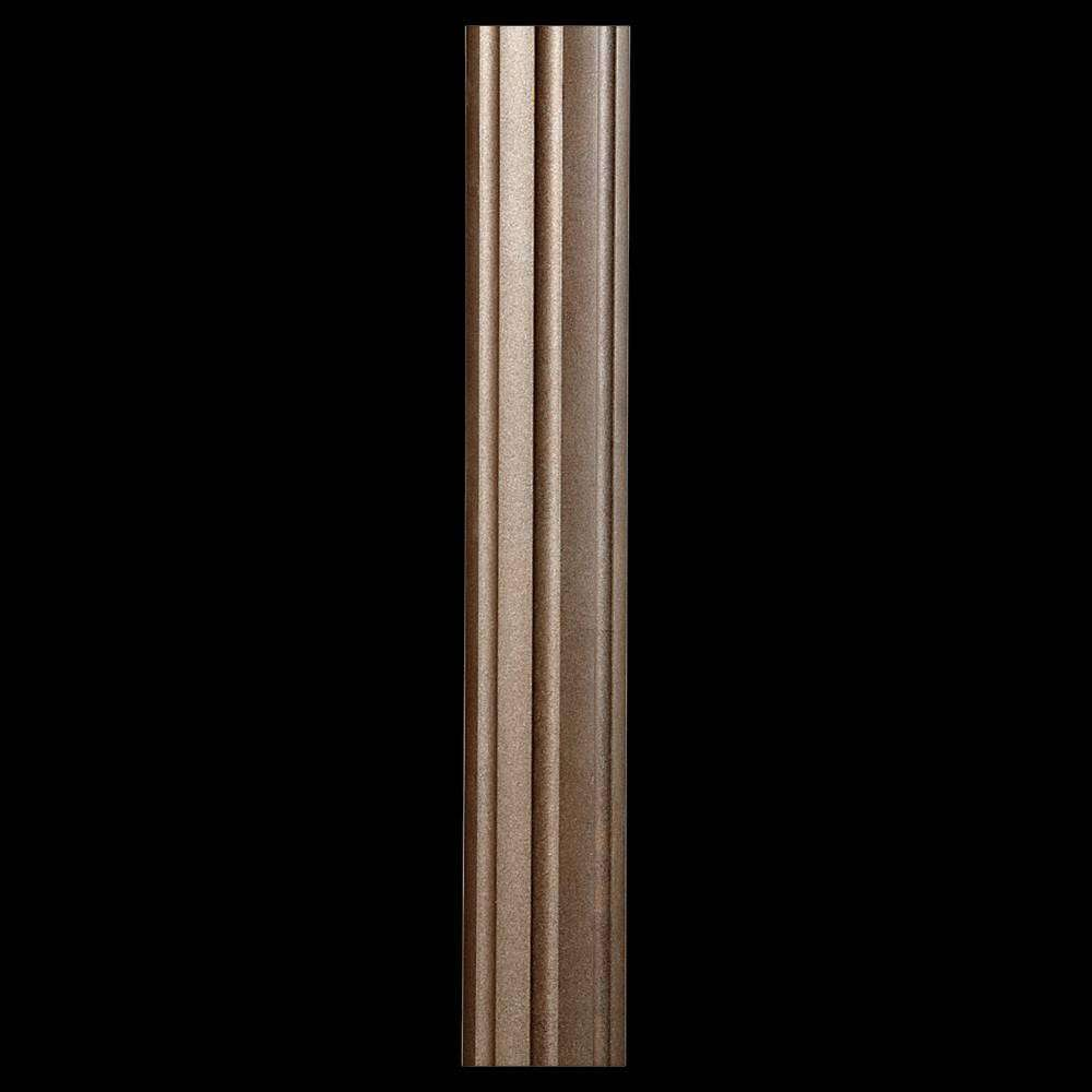Murray Feiss 7POST-GBZ 7´ Post for outdoor lantern in Grecian Bronze finish