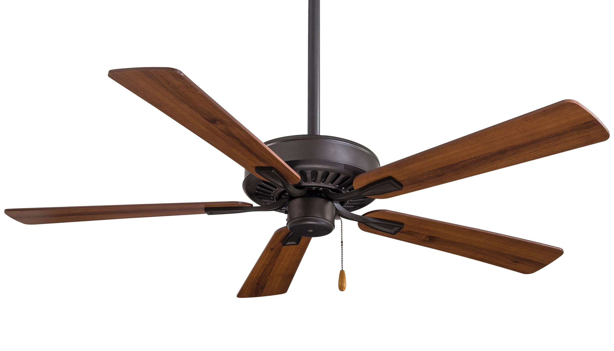 "Minka Aire 52"" Contractor Plus in Oil Rubbed Bronze"