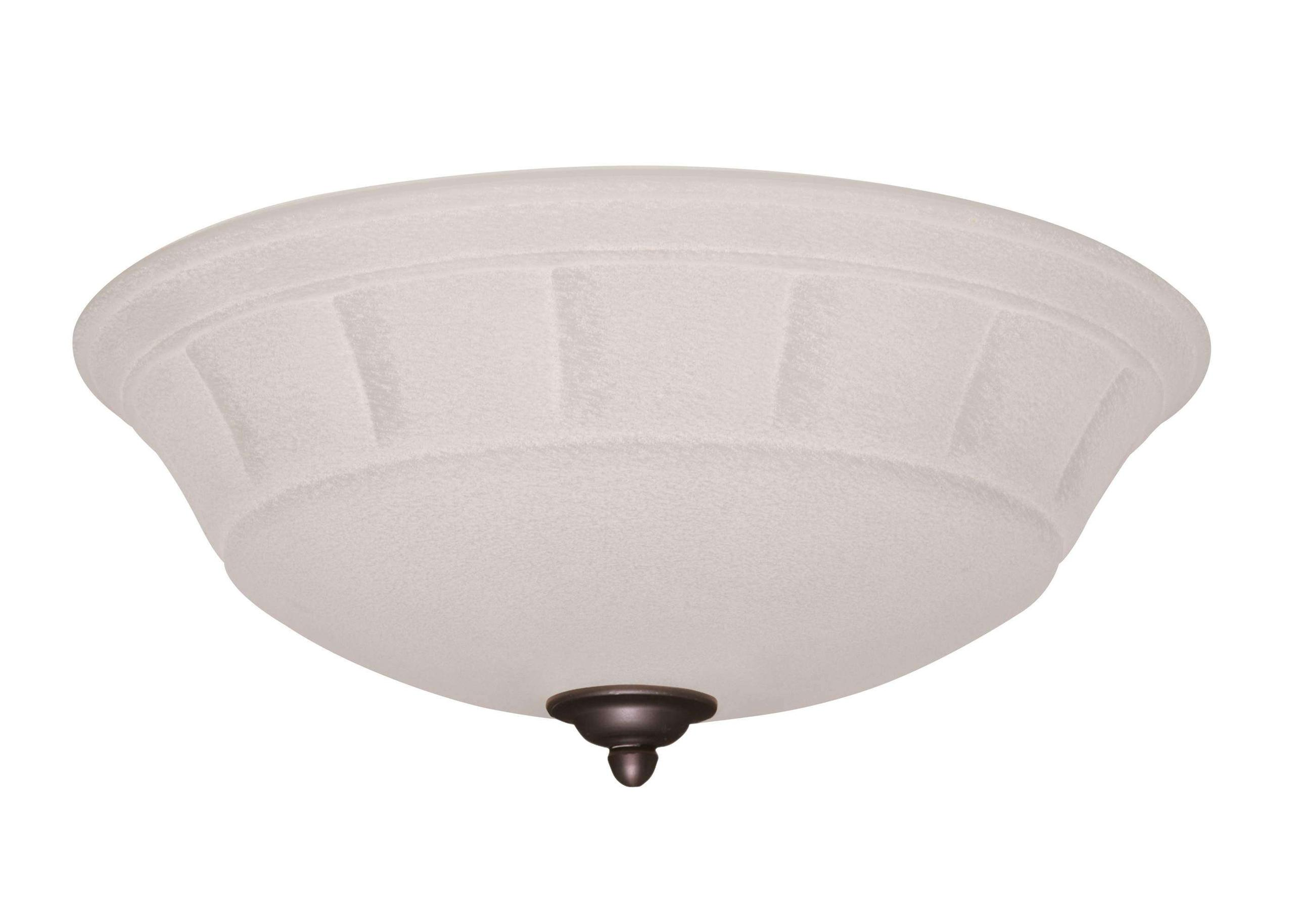 Emerson Light Fixture Model LK141ORB (finish shown may differ from actual finish)