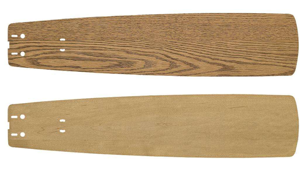 Fanimation B6133MOMP Fan Blades Reversible Medium Oak/Maple