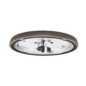 99078 Low Profile Fan Light Brushed Cocoa