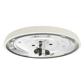 99076 Low Profile Fan Light Snow White
