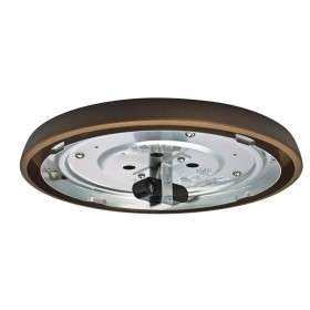 99077 Low Profile Fan Light Maiden Bronze