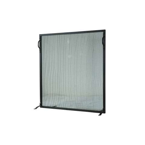 "Simple Fireplace Screen - 48"" Wide x 45"" Tall"