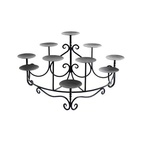 Candelabra - Mini Spandrels - PC - Graphite