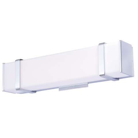 "Noah 18"" LED Vanity Light Chrome"