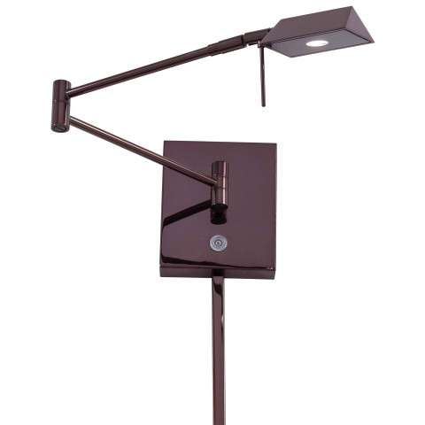 1 Light Led Swing Arm Wall Lamp