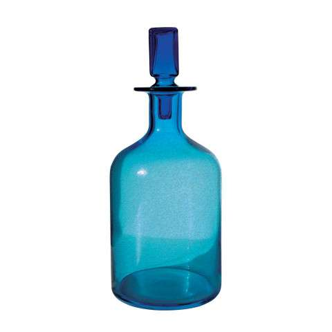 Pool Blue Decanter - Lg
