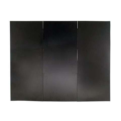 "Draft Guard Cover - PC - Black - 40"" Wide x 32"" Tall"