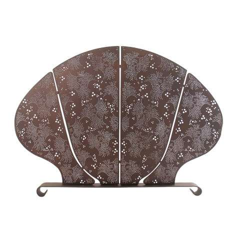 "Stardust Summer Screen - PC - Roman Bronze - 37.25"" Wide x 26.5"" Tall"