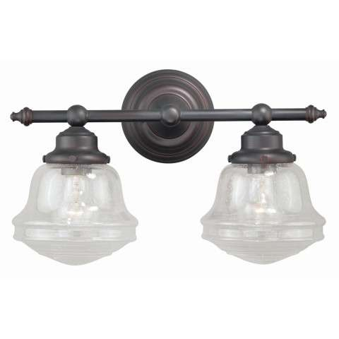 Huntley 2L Vanity Oil Rubbed Bronze