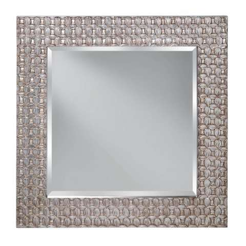 Antique Silver Leaf - Mirror