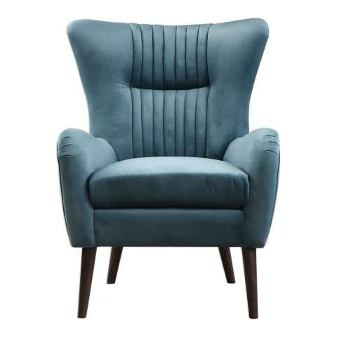 Dax Mid-Century Accent Chair