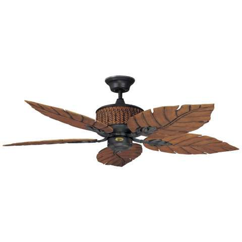 Concord Fernleaf Breeze Outdoor in Rustic Iron