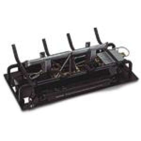 "Peterson G9-2-20-12P 20"" ANSI Certified High BTU Ventless Burner for Ventless Liquid Propane Gas Logs"
