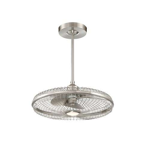 Savoy House 29-FD-122-SN Wetherby Fan Dlier In Satin Nickel