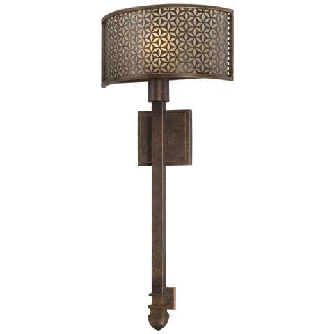 Metropolitan N2721-258 Wall Sconce in French Bronze finish