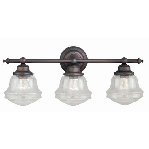 Huntley 3L Vanity Oil Rubbed Bronze