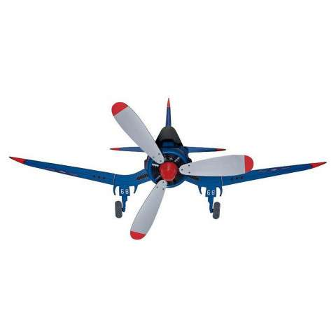 "Hunter 48"" Fantasy Flyer in Blue w/Red"