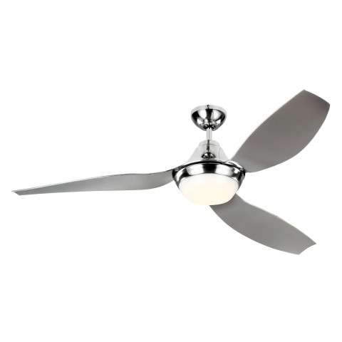 Monte Carlo Avvo Ceiling Fan Model 3AVOR56QSD in Quicksilver