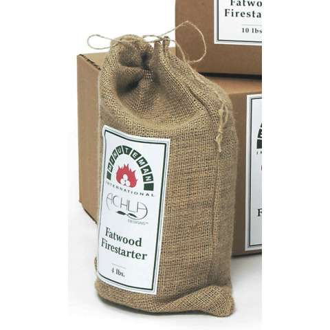 Fatwood Caddy Refill - 4 lb Bag