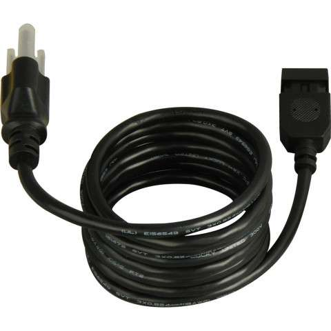 "Maxim 87880BK CounterMax MXInterLink4 72"" Power Cord in Black."