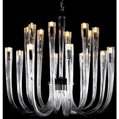 Metropolitan Twelve Light Chandelier