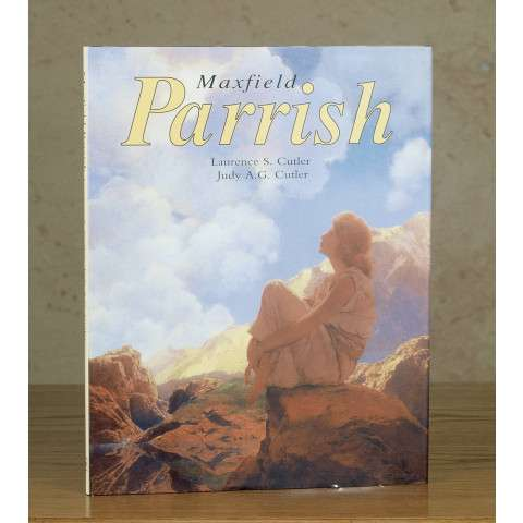 Meyda Tiffany 44968 Maxfield Parrish Book