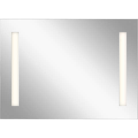 LED Backlit Mirror w/ Soundbar