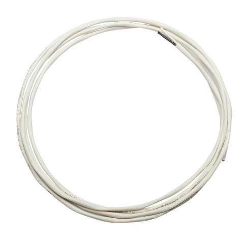 Low Voltage Wire - 14 AWG Low Voltage Wire 250ft - White Material (Not Painted)