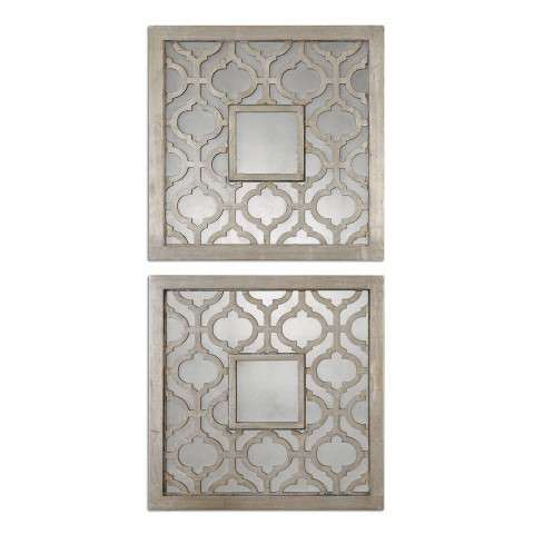Uttermost 13808 Sorbolo - Squares - S/2
