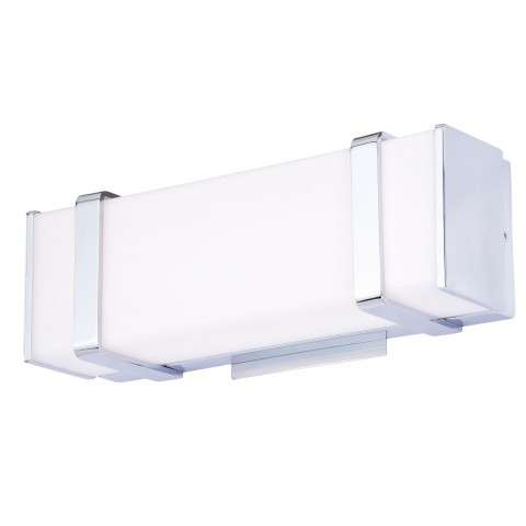 "Noah 12"" LED Vanity Light Chrome"