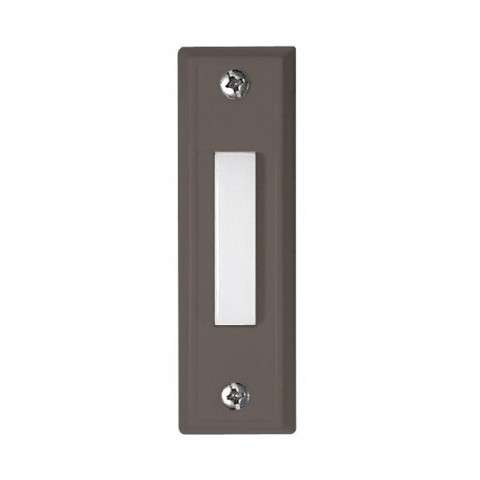 Craftmade Teiber Pushbuttons - Builder Surface Mount - Bronze Plastic Surface Mount Rectangle