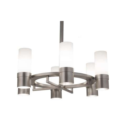 "48""W Farmington 6 LT Chandelier"