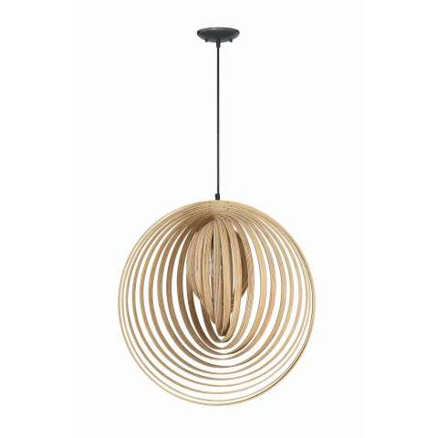 Cirq - 1 Light Pendant - Espresso