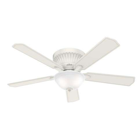 Hunter Chauncey Ceiling Fan Model 59549 - Shown with Light Kit