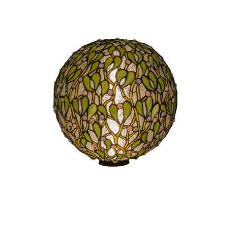 "12""W Mistletoe Ball Shade"