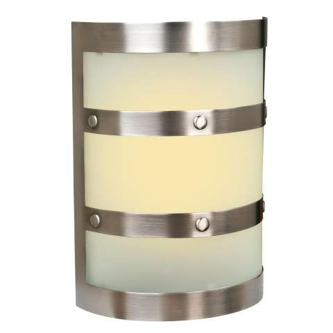 Teiber Chimes Led Contemporary Cylinder W/Frost Glass 2 Note Chime In Pewter