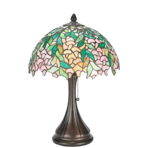 Meyda Tiffany 110323 Tiffany Laburnum Accent Lamp